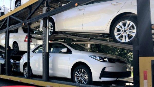 Toyota обновит линейку спортивных автомобилей моделью Corolla XRS