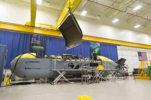 В глубины Антарктиды отправят беспилотную подводную лодку