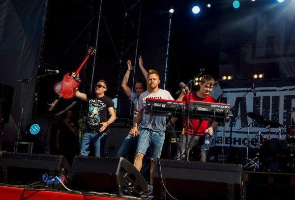 Группа КОПЕНGАGЕН представит новую пластинку в Петербурге