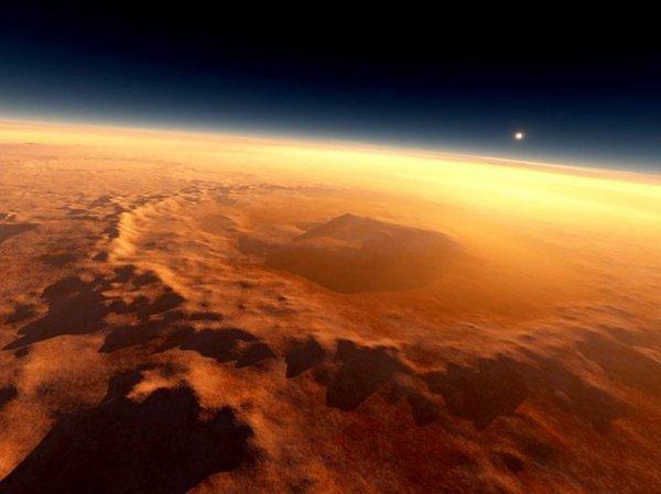 В атмосфере Марса начал тормозить орбитальный зонд «ЭкзоМарса»