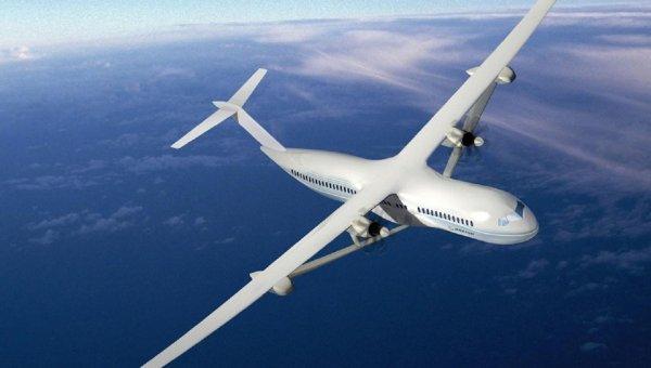Томские химики предложили способ снижения веса самолетов