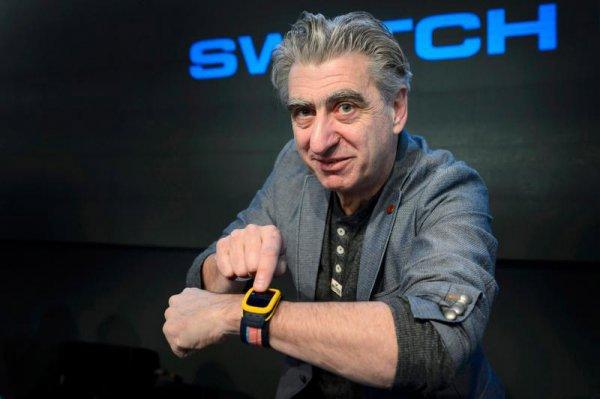 Swatch Group создаст операционную систему для умных часов