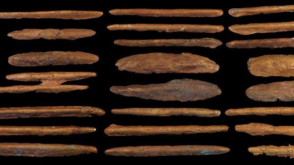 У берегов Сицилии найден корабль с древними драгоценностями
