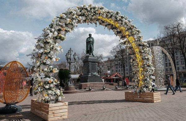 В 2017 году в Москве отреставрируют более 100 памятников и скульптур