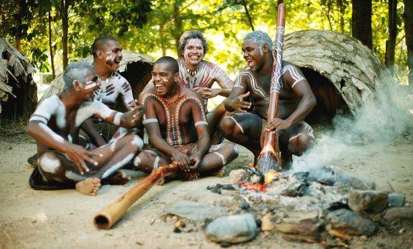 Ученые: Первые люди в Австралии появились 50 тысяч лет назад