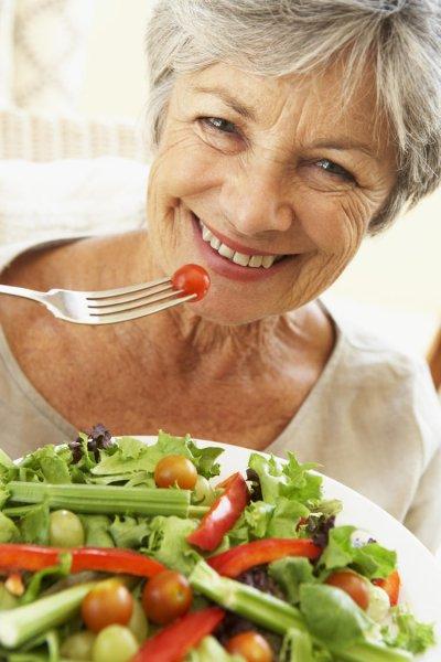 Учёные прописали здоровую диету для пожилых людей