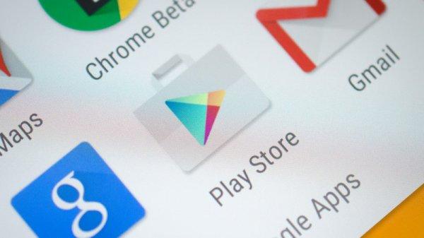 Google изменила дизайн Play Market