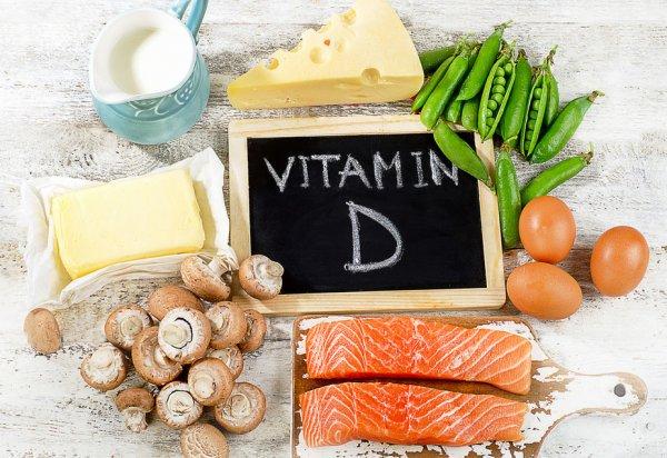 Витамин D снижает риск аутизма у детей