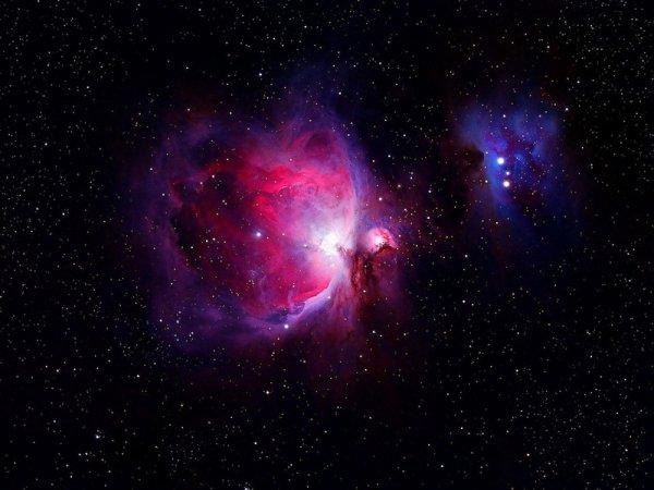 Ученые рассказали о последствиях космических войн в туманности Ориона