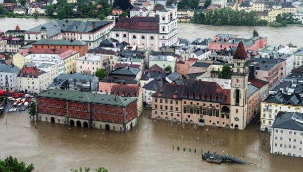 В ближайшие несколько десятилетий Европу ожидают ежегодные мощные наводнения
