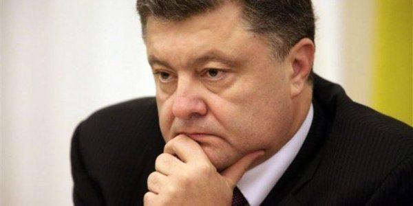 Петр Порошенко признал абсолютную потерю контроля над Донбассом