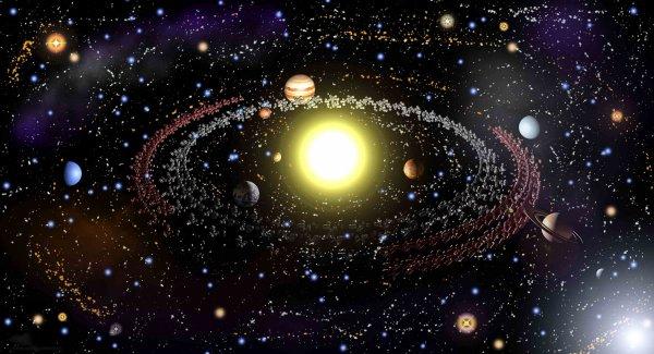 В Солнечной системе признают еще 100 планет
