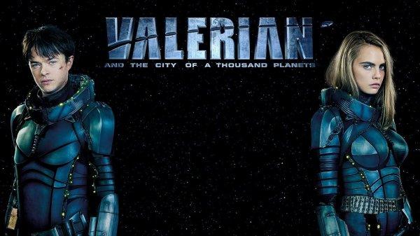 Люк Бессон обнародовал тизер нового фильма «Валериан и город тысячи планет»