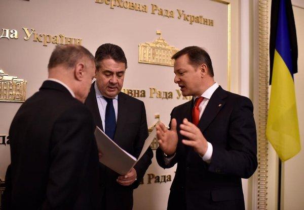"""Ляшко обвинил США в неуважении к """"тысячелетней украинской нации"""""""