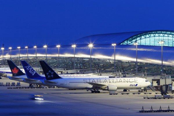 Ученый из Голландии создал проект аэропорта с круговым движением