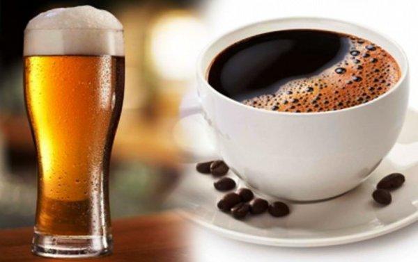 Кофе в скором времени может полностью вытеснить пиво