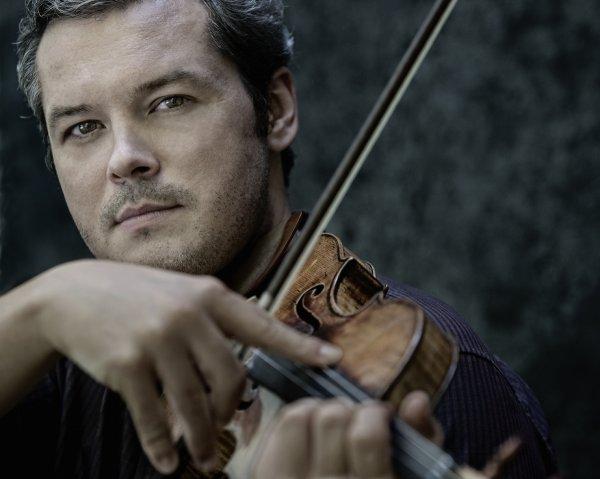 На концерте в Бердске Вадим Репин сыграет на скрипке Страдивари
