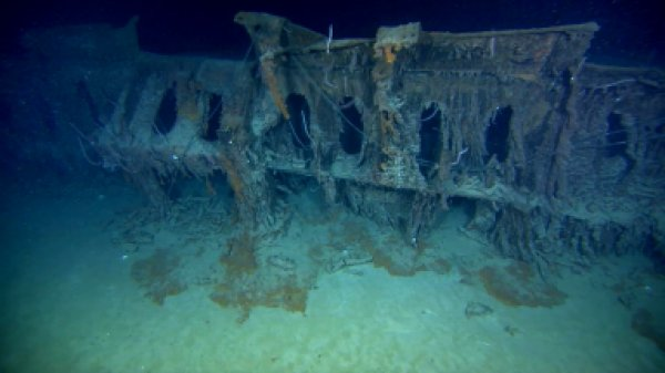 Продажу туров к затонувшему «Титанику» запустила британская компания