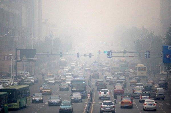 Китайцы рассказали о роли смога в процессе глобального потепления