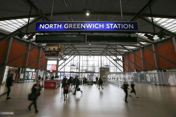 Станция метро «Гринвич» в Лондоне зарыта для предотвращения теракта