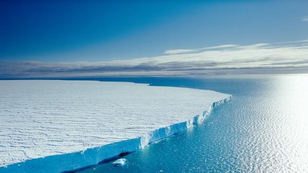 Ученые NASA создали видео о таянии льдов Арктики