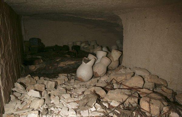 В Египте обнаружена древняя гробница возрастом почти 4 тысячи лет