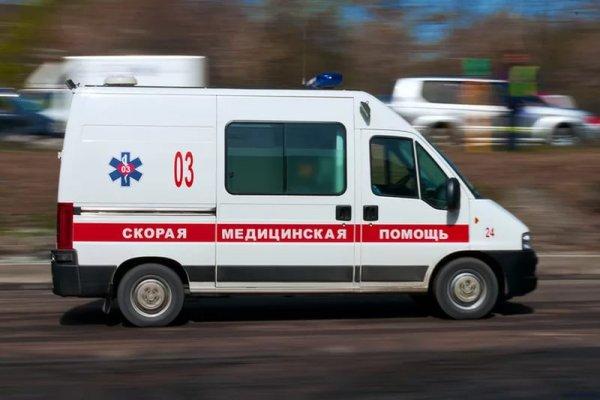 в казани «ford» сбил трех школьников