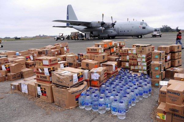Сирийцы получили свыше 4,5 тонн гумпомощи от России за сутки