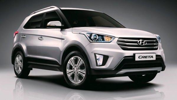 Выделена десятка молей SUV в феврале 2017 года