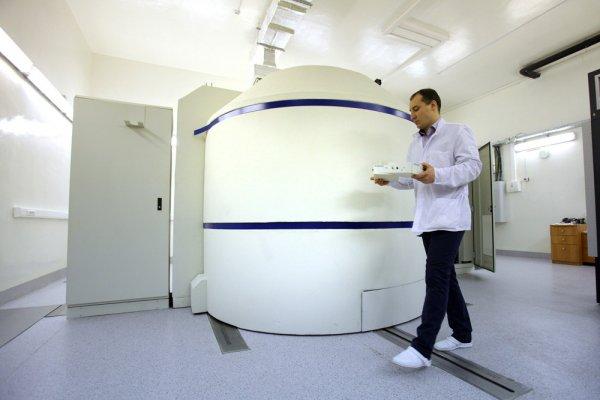 В Петербургском Центре протонной терапии сделали прорыв в высокотехнологичной медицине
