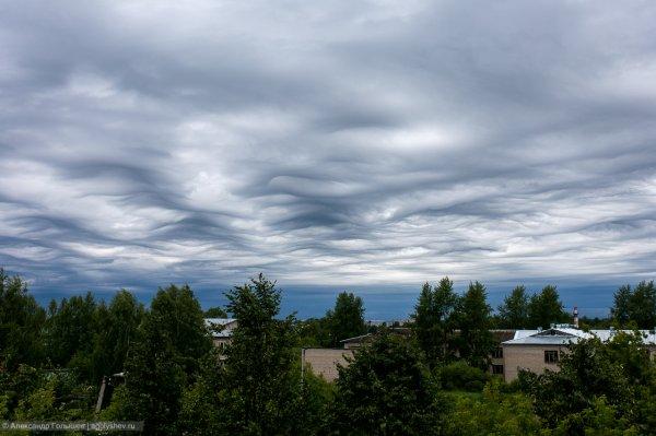 Ученые назвали 12 новых видов облаков