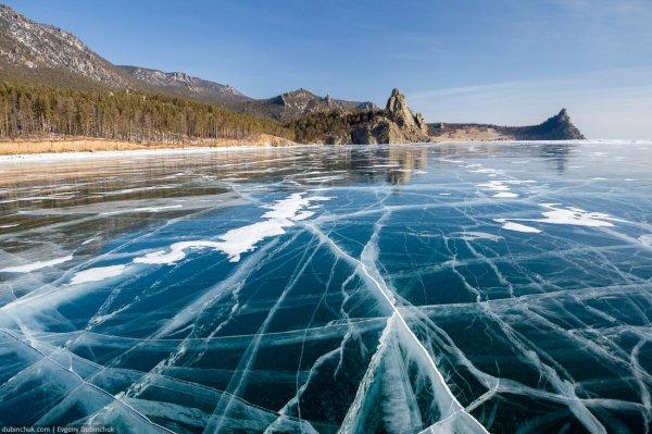 Байкал хранит под водой бактерии от многих болезней