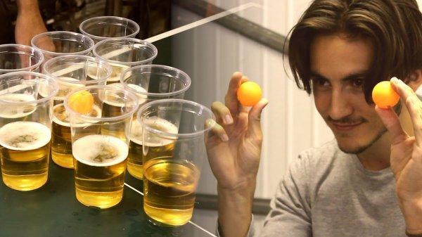 Ученые разделили пьяных людей на четыре категории