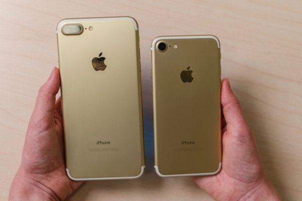 Эксперты сравнили скорость зарядки iPhone 7 Plus и его современников