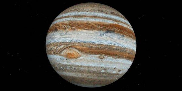 Ученые: Юпитер вращается не вокруг Солнца
