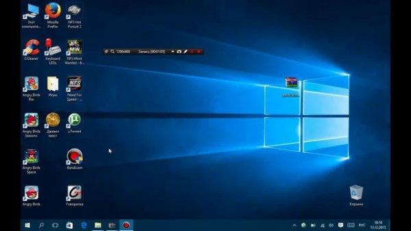 Экстренный диктор Windows помогает освоиться людям со слабым зрением
