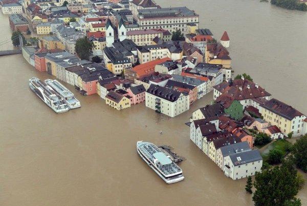 Учёные: пять миллионов домов будут под водой из-за глобального потепления