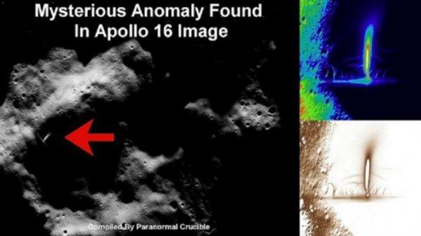 На Луне нашли странную аномалию