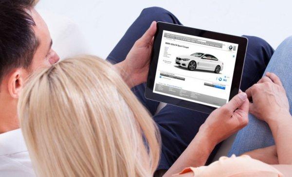 Дилеры все больше стараются продавать автомобили через интернет