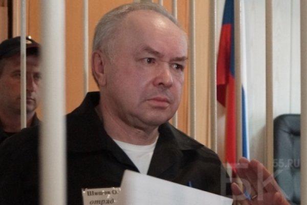 Шишов вышел сегодня из Омской колонии по УДО