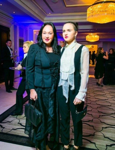 Лариса Гузеева трогательно поздравила свою дочь с 17-летием