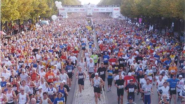 Ученые: Участие в марафонах опасно для почек