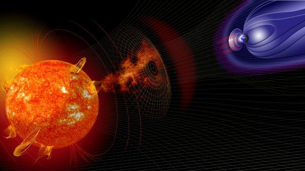 Ученые: Волны на Солнце влияют на погоду на Земле