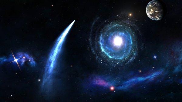Огромная комета максимально приблизится к Земле уже в следующем месяце