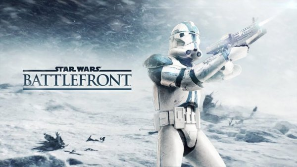 EA покажет дебютный Star Wars: Battlefront 2