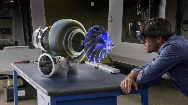 Внедрение AR-технологий позволит повысить квалификационный уровень рабочих без их предварительной подготовки