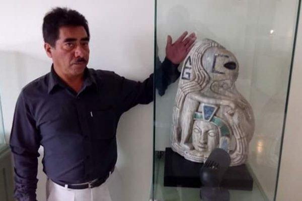 В Мексике обнаружена статуя времён Майя, которая доказывает существование инопланетян