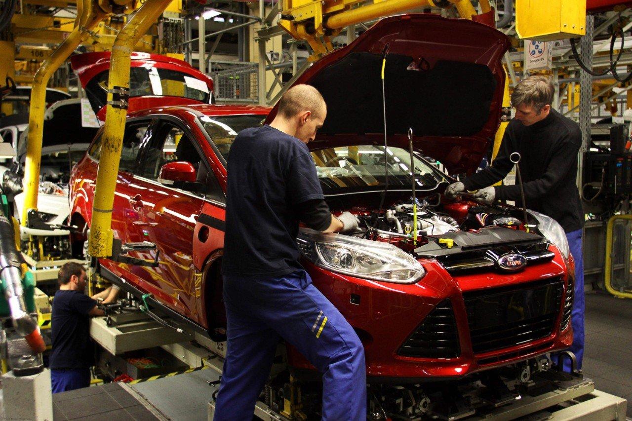 сокращение на заводе форд фото один партнеров