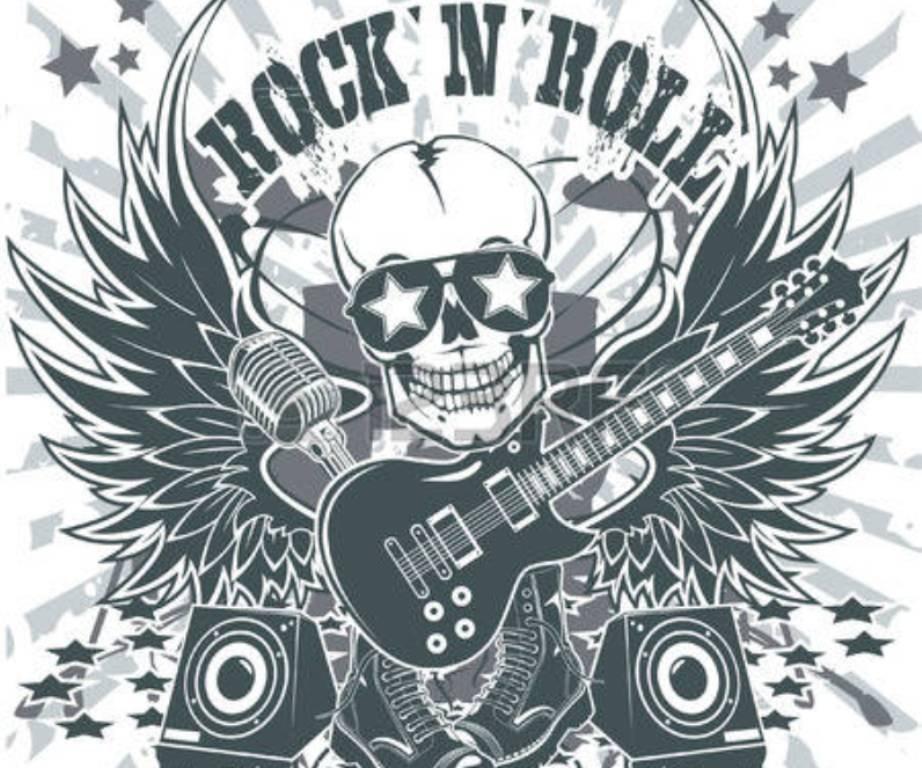 рок-н ролл фото
