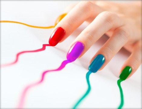 Медики: Лак для ногтей провоцирует нарушения репродуктивной функции